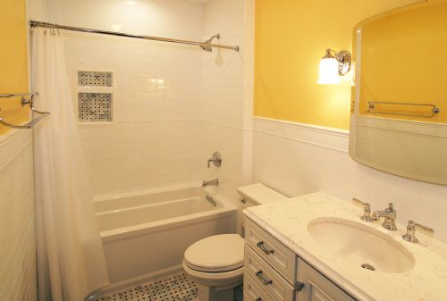 Hyde Park Bathroom Remodel