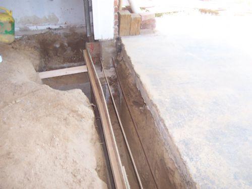 Concrete Underpins