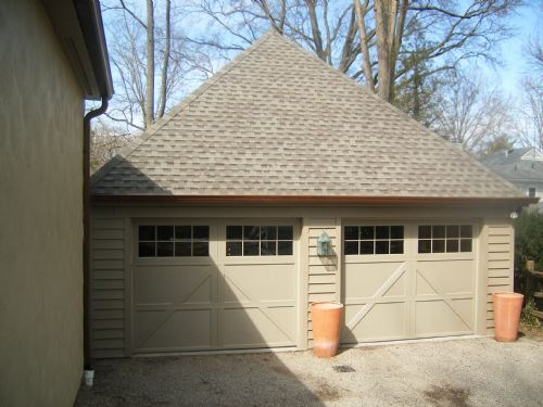Mariemont Garage Addition