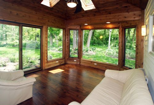 Indian Hill Basement And Porch Remodel