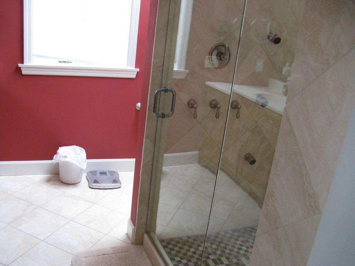 Mariemont Shower Replacement