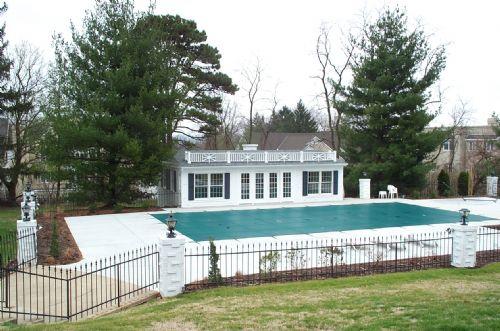 Wyoming Pool and Poolhouse Remodel